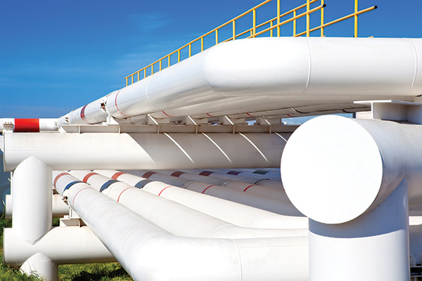 Qualicoat APT Gas Pipeline
