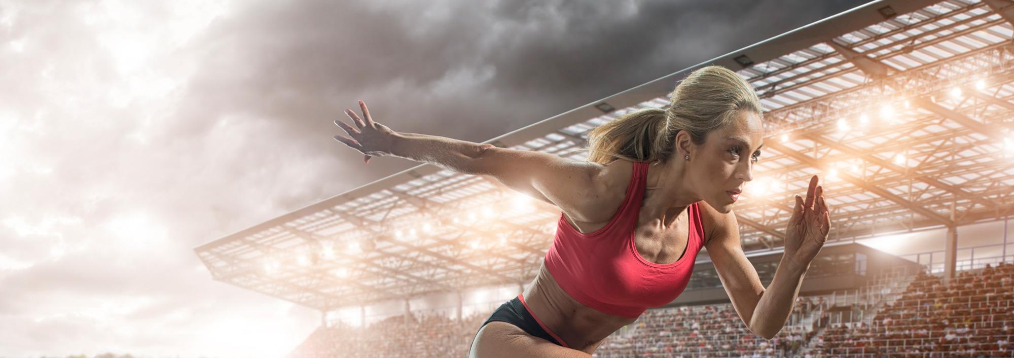 APT Sports Running Track