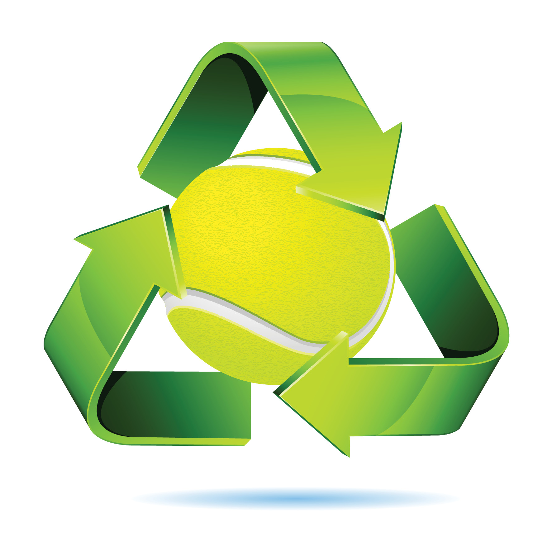 Laykold is going greener with recycled tennis ball courts - Can tennis balls be recycled ...