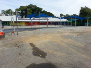 Redcliffe Primary School Before